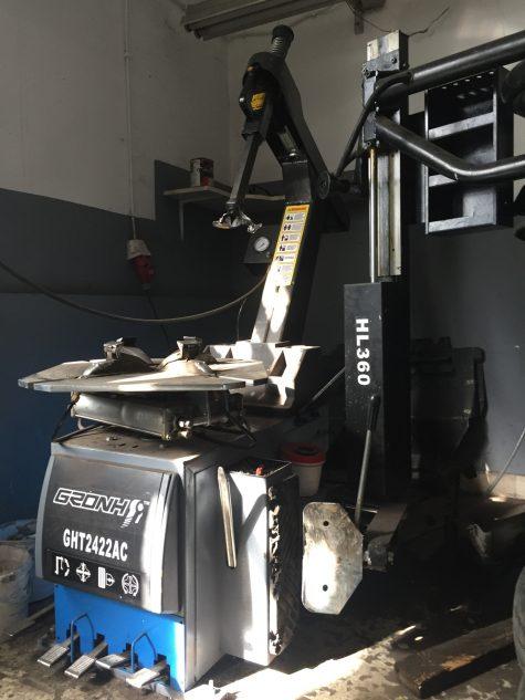 Koszárszki Autószerviz - kerék szerelés