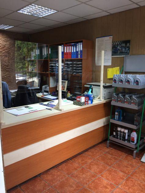 Koszárszki Autószerviz - iroda